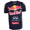 Camiseta Red Bull IRBR Team Wear - Azul