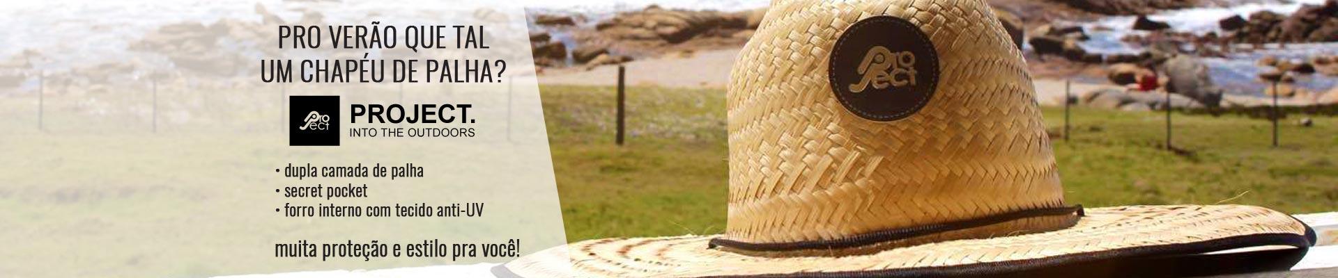 Chapéus de palha Project