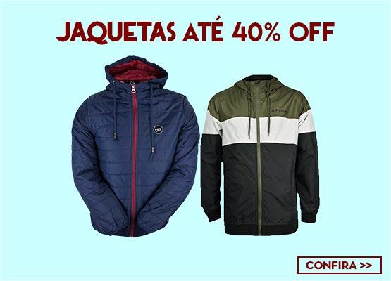 Liquida Inverno 2019 - Jaquetas com até 40% de desconto