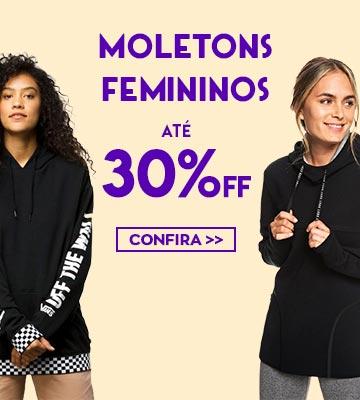 Liquida Inverno 2019 - Moletons Femininos com até 30% de desconto