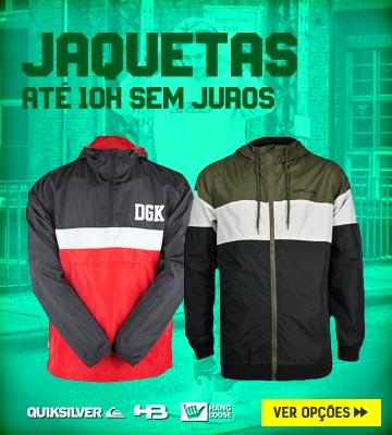 Volta às Aulas Julho 2019 - Jaquetas Masculinas