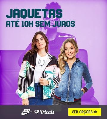 Volta às Aulas Julho 2019 - Jaquetas Femininas