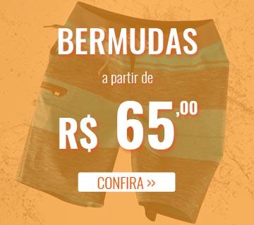 Bermudas a partir de R$ 65