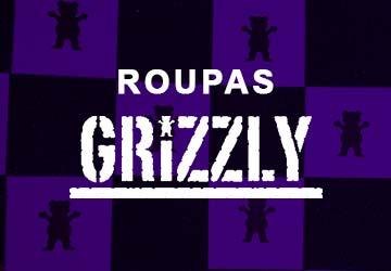 Lançamentos - Roupas Grizzly Griptape