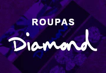 Lançamentos Roupas Diamond Supply