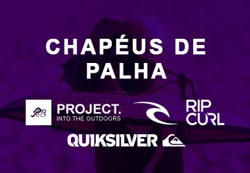 Lançamentos Chapéus de Palha - Rip Curl | Quiksilver | Project