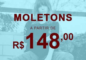 Ofertas Feminino - Moletons a partir de R$ 148,00