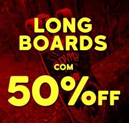 Dia das Crianças - Skate Shop - Longboards com 50% OFF