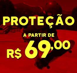 Dia das Crianças - Skate Shop - Proteção a partir de R$ 69,00