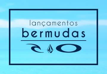 Lançamentos Primavera Verão 2019 - Bermudas