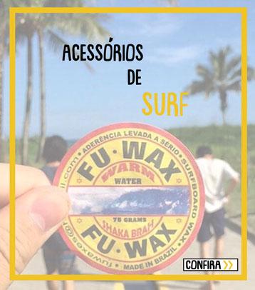Acessorios surf